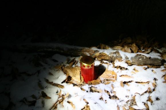 Grablicht für den Ostoroschno