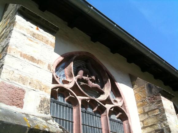 """Paderborn - die Coin in der Variante """"eingemauert"""""""