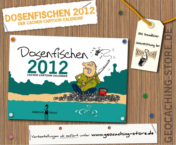 CCC - der Cacher-Cartoon-Calendar