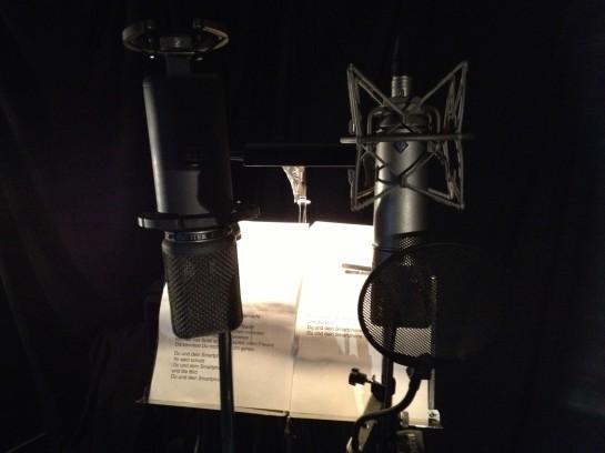 Im Soundlounge-Studio