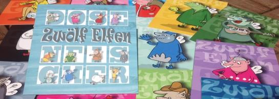 12 Elfen - die neue Dosenfischer-CD